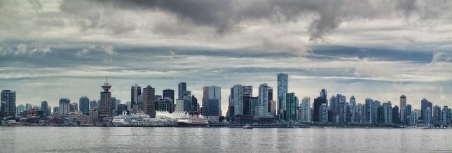 Vancouver skyine