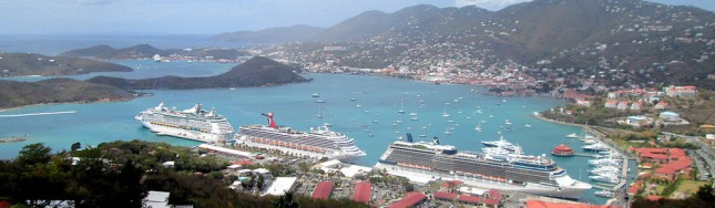 Saint Thomas view