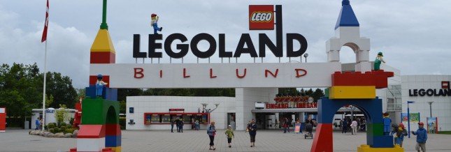 Billund Legoland entry