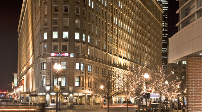 The Boston Park Plaza Hotel On Sale For 149 A Night