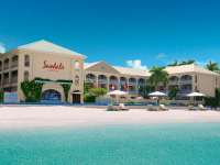 Sandals Carlyle Inn