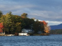 Lake Winnipesaukee in New Hempshire