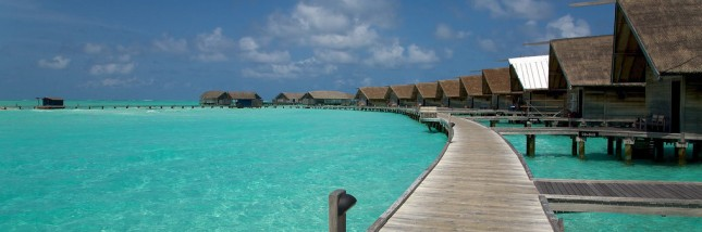 Maldives view