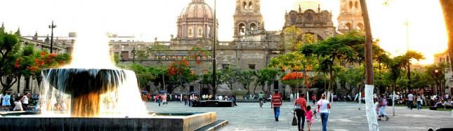 Guadalajara square