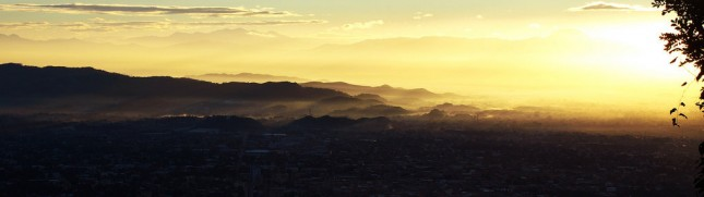 San Pedro Sula sunset