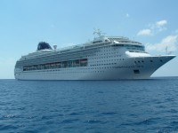 Norwegian Sun cruise ship