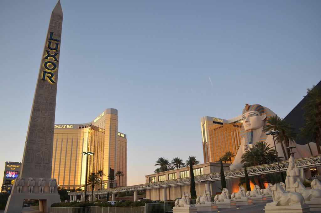 Luxor resort and casino hotel