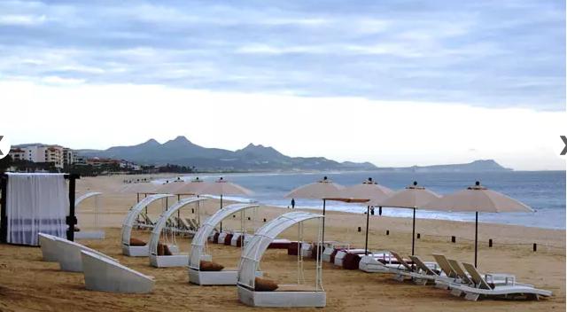 Bel Air Collection Resort - beach view