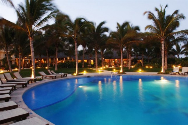 Bel Air Collection Resort and Spa Cabos - pool view