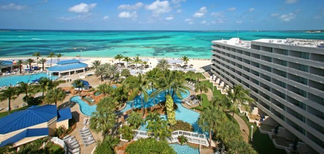 All-inclusive Melia Nassau Beach Resort
