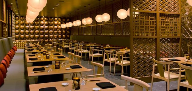 Nikkei Restaurant at Melia Nassau esort