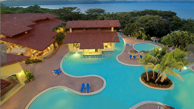 Occidental Allegro Papagayo All-inclusive hotel