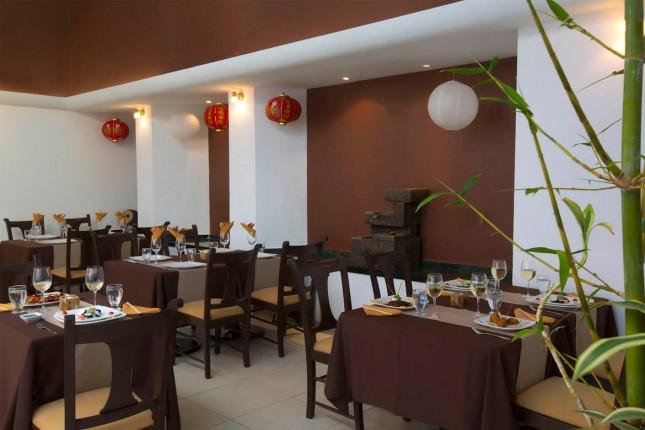 Plaza Pelicanos Resort - Asian restaurant