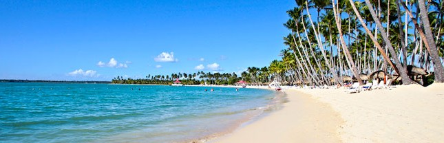 Beach at Luxury Bahia Principe Bouganville
