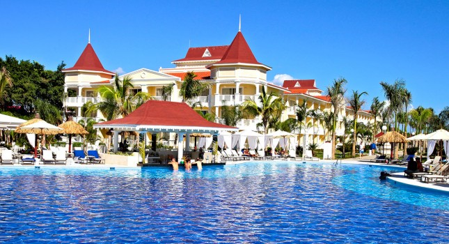 Pool view of Luxury Bahia Principe Bouganville
