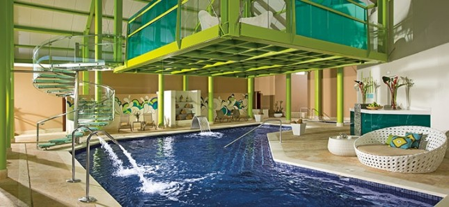 Spa at Breathless Punta Cana