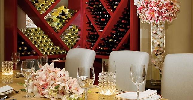 Restaurant at Dreams Palm Beach