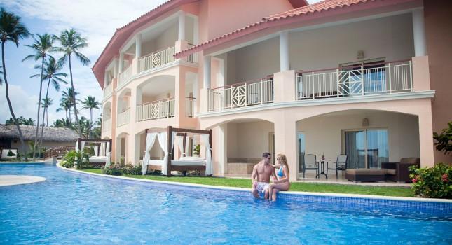 Majestic Elegance resort - pool view