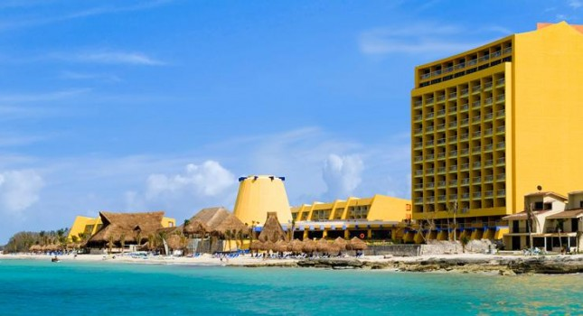 Melia Vacation Club Cozumel - beach view