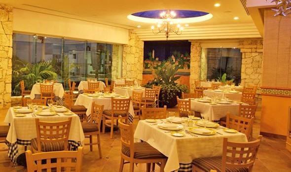Restaurant at Park Royal Cozumel