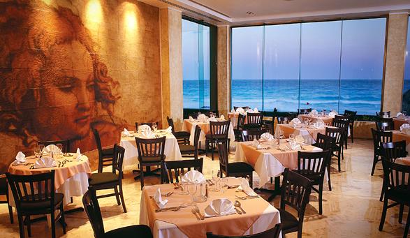 Restaurant at Park Royal Cancun