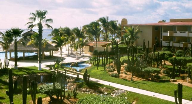 Posada Real Los Cabos - garden view