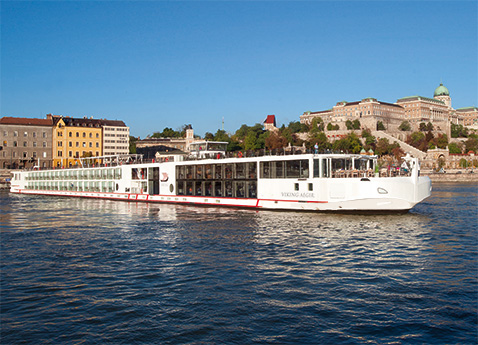 Viking River Cruises - Aegir ship