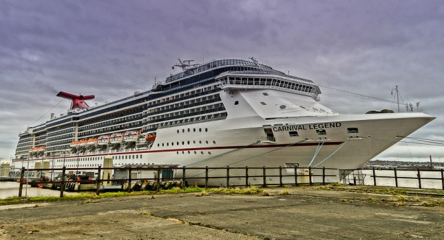 Carnival Legend cruise ship