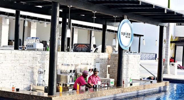 Pool Bar at CHIC Punta Cana