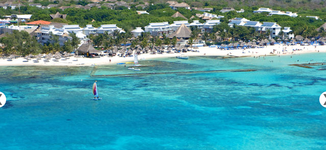 Sandos Caracol Eco Resort - All-inclusive