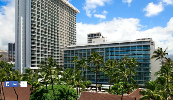 Sheraton Princess Kaiulani resort