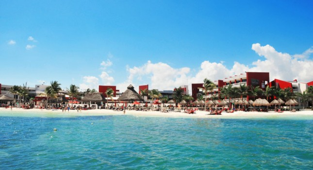 Temptation Resort Spa Cancun All-adults All-inclusive