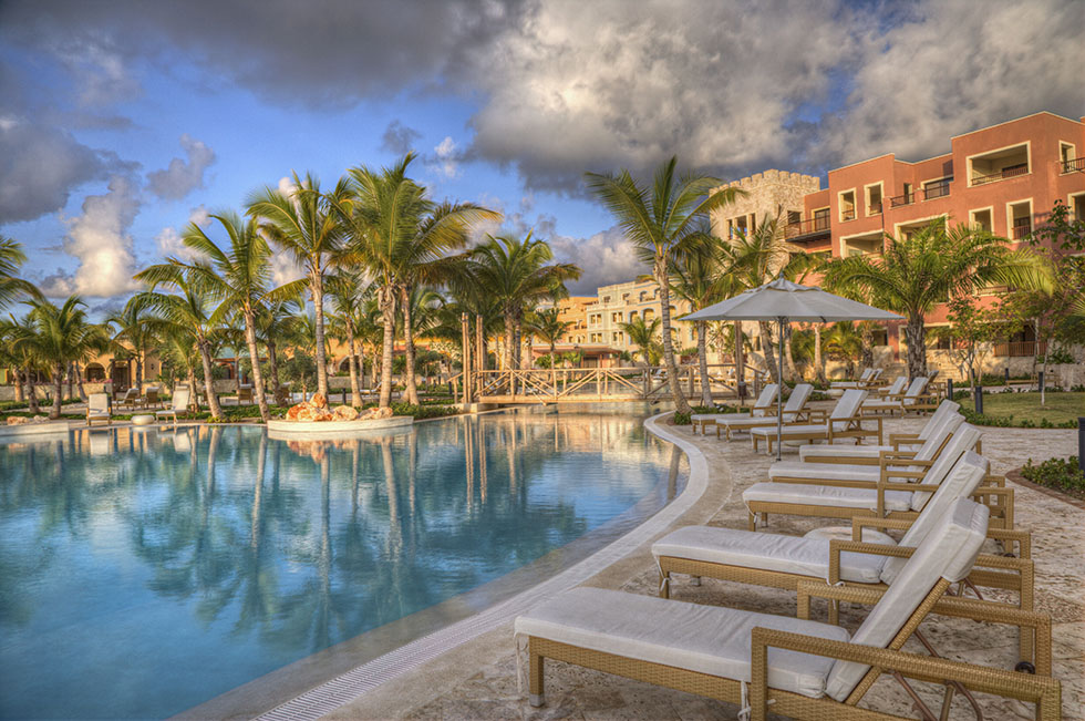 Alsol Luxury Village Cap Cana 3 Bedroom Suite Pool view at Alsol Luxury Village Resort