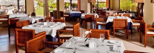 Restaurant at Catalonia Royal Bavaro resort