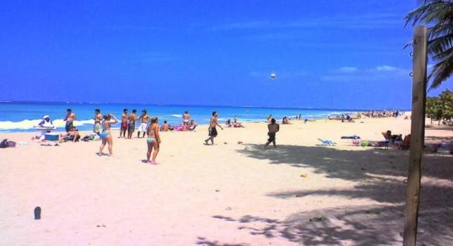 Condado Beach near Acacia Boutique hotel