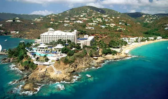 Marriott Frenchman's Reef and Morning Star Beach Resort