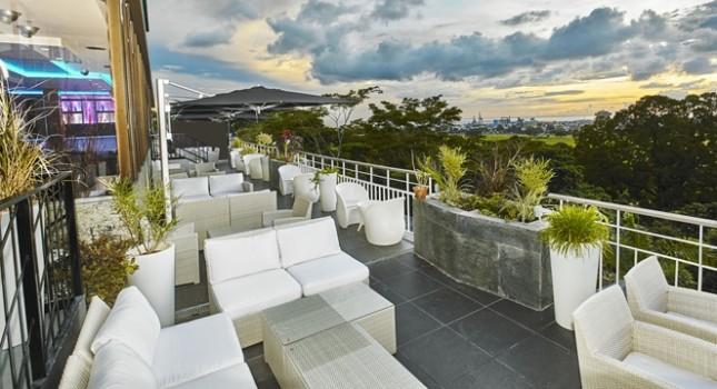 Lace Sushi Bar at Hilton Trinidad