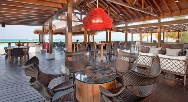 Sea Breeze Restaurant and Bar at Holiday Inn Resort Aruba