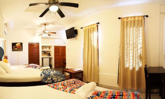 Room at Rumors Resort Hotel