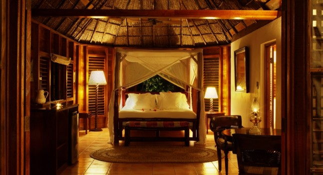 Bedroom at Tensing Pen Resort