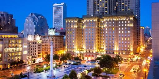 Westin St Francis San Francisco hotel