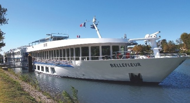 MS Bellefleur cruise ship