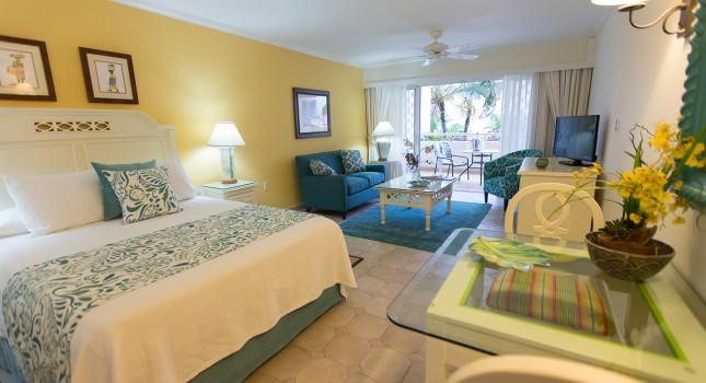 Junior Suite at Bouganville Beach Resort