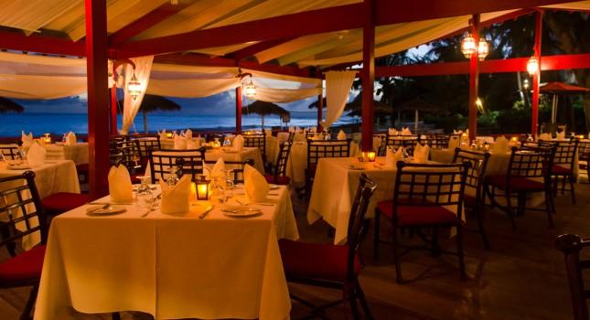 Restaurant at Bouganville Beach Resort