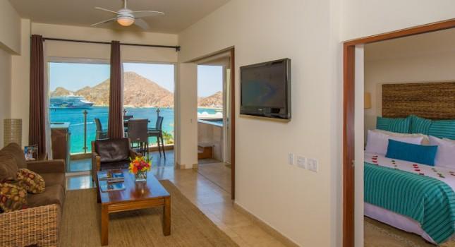 Two bedroom suite at Cabo Villas Beach Resort