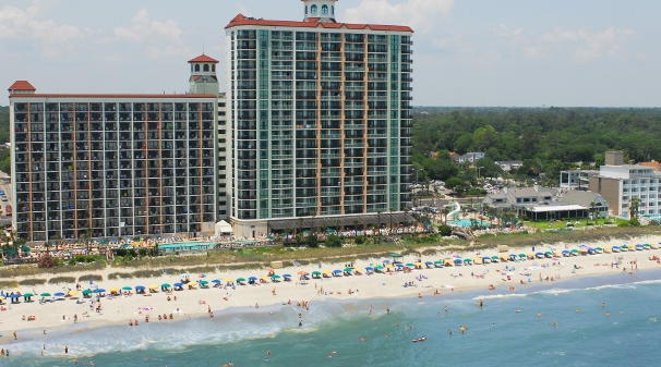 Caribbean Resort and Villas in Myrtle Beach