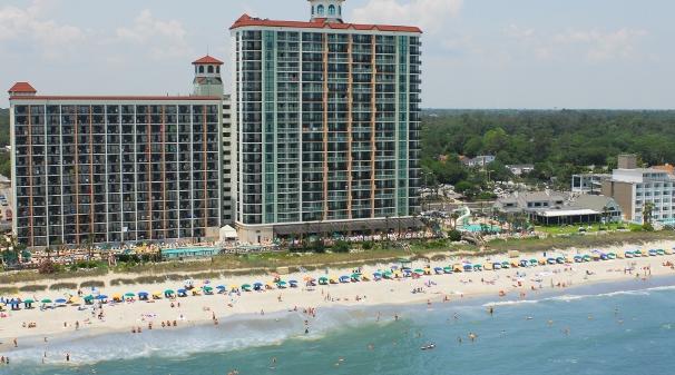 Caribbean Resort and Villas in Myrtle Beach