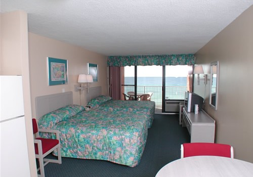 Double efficiency room at Osprey on the Gulf