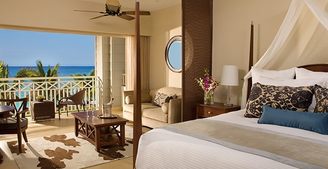 Suite at Secrets St. James resort