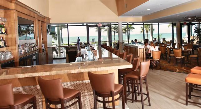 Sea Breeze Cafe at Sundial Beach Resort
